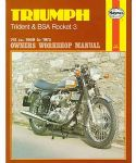 Triumph Trident and BSA Rocket 3 - Haynes Manual